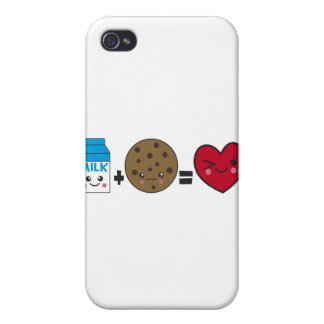 Milk + Cookies Case For The iPhone 4