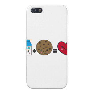 Milk + Cookies Covers For iPhone 5