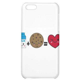 Milk + Cookies iPhone 5C Cover