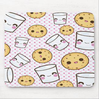 Milk & Cookies Mousepad