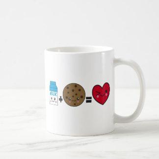 Milk + Cookies Coffee Mug