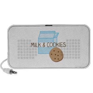 Milk & Cookies Travelling Speakers