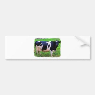 Milk Cow Bumper Sticker