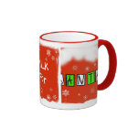 Milk For Santa Mug - Customise It!
