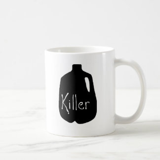 Milk killer line mug