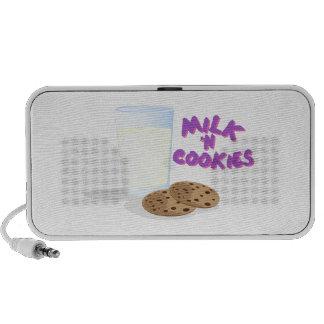 Milk N Cookies Travelling Speaker