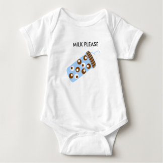 milk please baby bodysuit