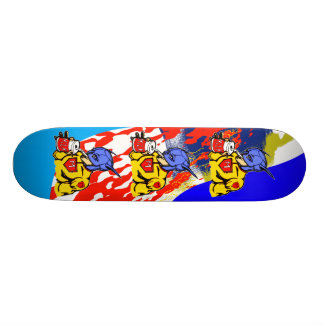 Milk Super Food 21.6 Cm Skateboard Deck