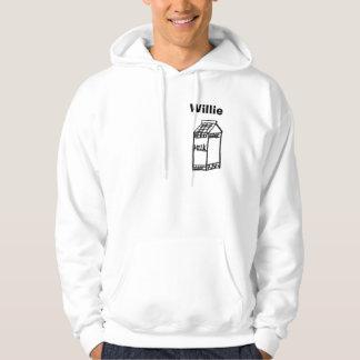 milk, Willie Sweatshirts