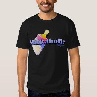 Milkaholic Tee Shirts