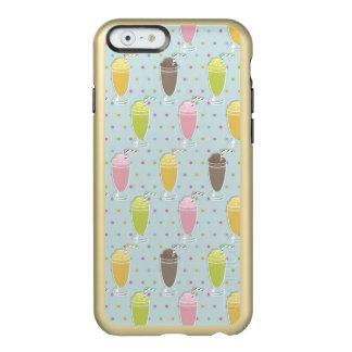 Milkshake Pattern Incipio Feather® Shine iPhone 6 Case