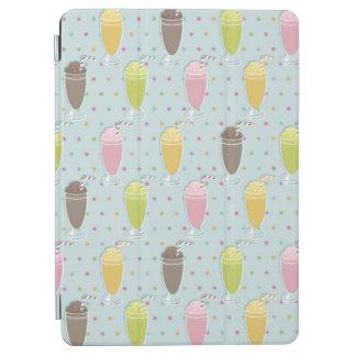 Milkshake Pattern iPad Air Cover