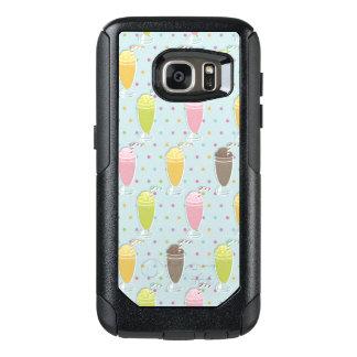 Milkshake Pattern OtterBox Samsung Galaxy S7 Case