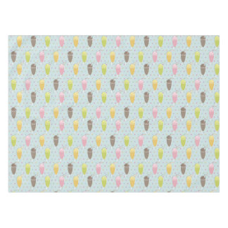 Milkshake Pattern Tablecloth