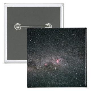 Milky Way 2 15 Cm Square Badge