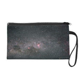 Milky Way 2 Wristlet Clutch