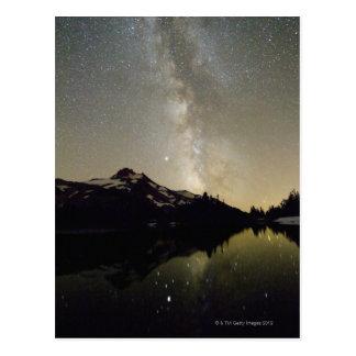 Milky Way 2 Postcard