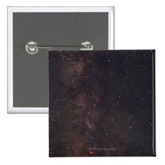Milky Way 5 15 Cm Square Badge