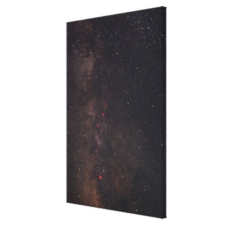 Milky Way 5 Gallery Wrapped Canvas