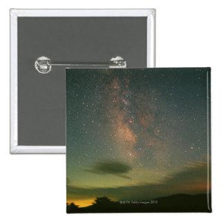 Milky Way 6 15 Cm Square Badge