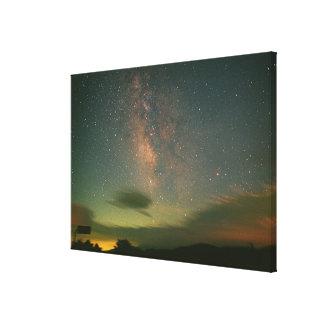 Milky Way 6 Canvas Print