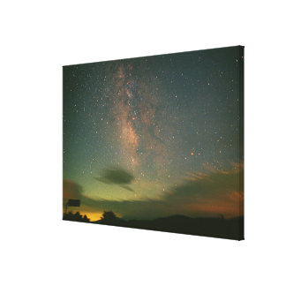 Milky Way 6 Gallery Wrapped Canvas