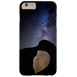 Milky way at night, California Barely There iPhone 6 Plus Case