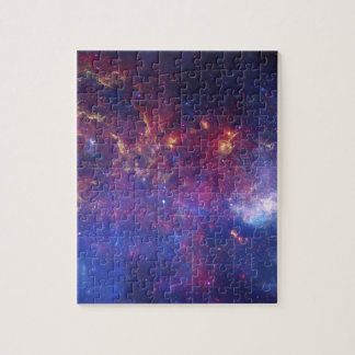 MILKY WAY CENTER JIGSAW PUZZLE
