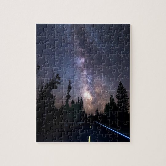 MIlky Way Drive Jigsaw Puzzle