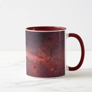 Milky Way Galactic Center, Stars, Clouds, Clusters Mug