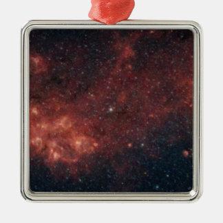 Milky Way Galaxy Christmas Ornament