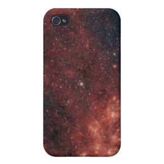 Milky Way Galaxy iPhone 4 Cover