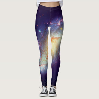 Milky Way Galaxy Leggings