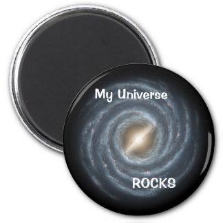 Milky Way Galaxy Magnet