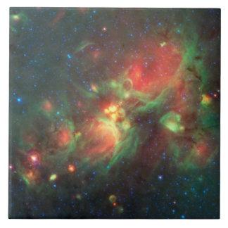 Milky Way Galaxy Tile