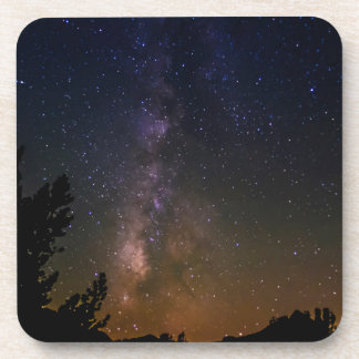 Milky Way night sky, California Coaster
