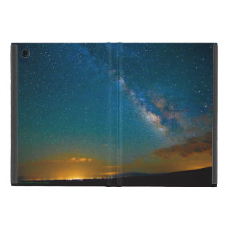 Milky Way over Taos, New Mexico iPad Mini Covers