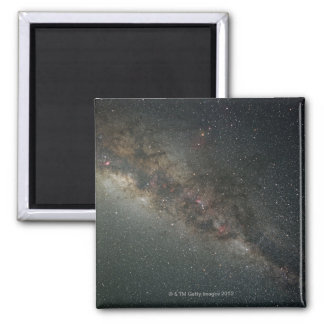Milky Way Square Magnet