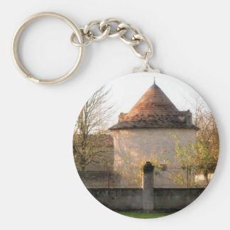 Mill on the Pond Key Ring