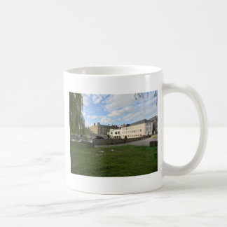 Mill Pond Beside the River Cam Mugs