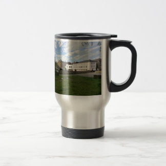 Mill Pond Beside the River Cam Stainless Steel Travel Mug
