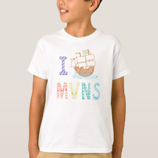 Mill Valley Nursery School 2014/15 T-Shirt