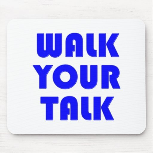 mill your talk mouse pad