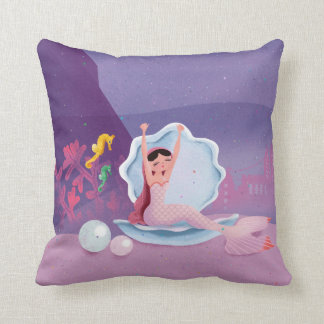 Milla the Mermaid Cushion
