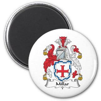Millar Family Crest Magnet