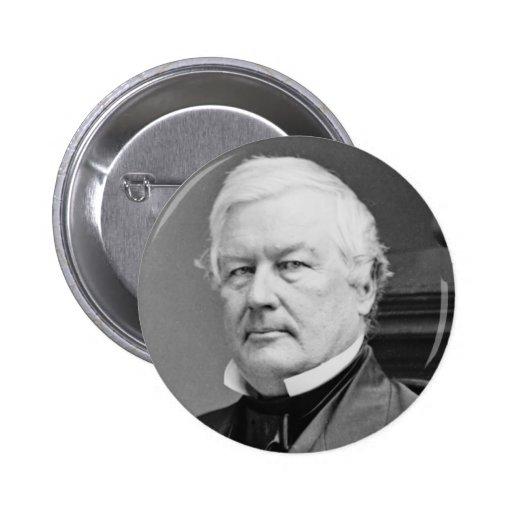 Millard Fillmore Buttons