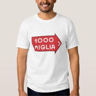 Mille Miglia Tshirts