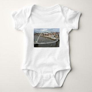 Millenium Bridge Newcastle England Creepers Tee Shirts