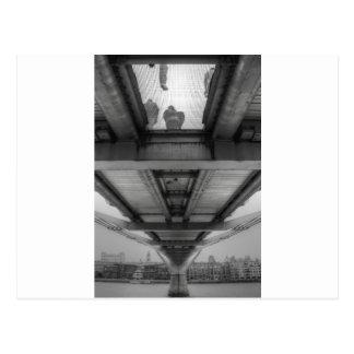 Millenium Bridge Postcard