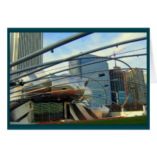 Millenium Park - Chicago Card